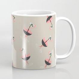 Flamingo&Umbrella Coffee Mug