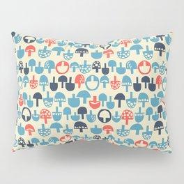 Mushroom Boom Pillow Sham