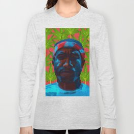 Frank  fanart with pixels Long Sleeve T-shirt