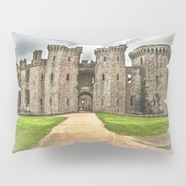 Gateway To The Castle Pillow Sham