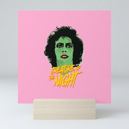 Creature of the night -The Rocky Horror Picture Show Mini Art Print