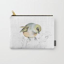 Sylvereye - Waxeye bird Carry-All Pouch