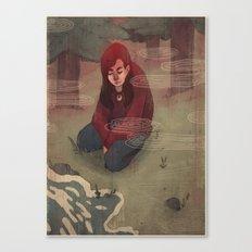 Bad Dreams Canvas Print