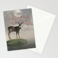 The Guardian of Spring Stationery Cards