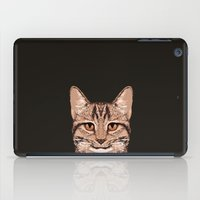 ripley iPad Cases featuring Ripley - Tabby Cat cute cat gifts for cat people and cat lady gift ideas for the cat lover  by PetFriendly