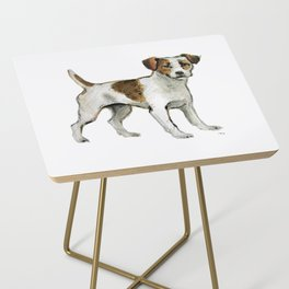 Jack Russell Terrier Side Table
