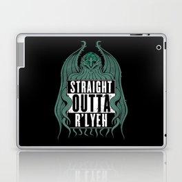 Straight Outta R'lyeh Laptop & iPad Skin