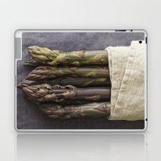 Purple asparagus Laptop & iPad Skin