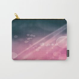 Night Party Bokeh Carry-All Pouch