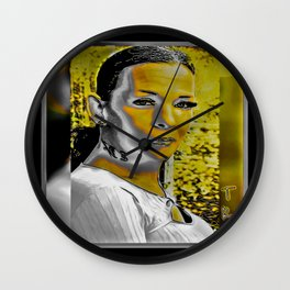 Candy Renowned 01-06 Wall Clock