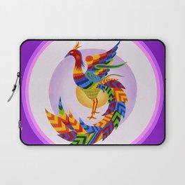 Phoenix purple Laptop Sleeve