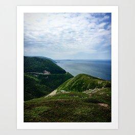 Cape Breton Vista Art Print