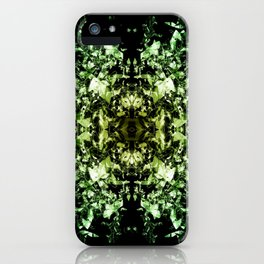 Kaleidoscope2 iPhone Case