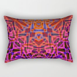Ethnic Tribal Pattern G316 Rectangular Pillow