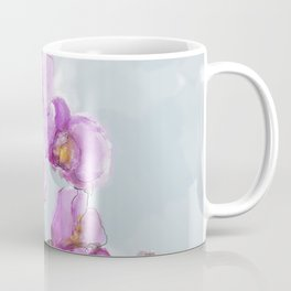 Watercolor Orchids Coffee Mug