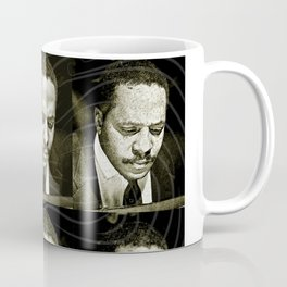 Bud Powell - Jazz Heroes Series Coffee Mug