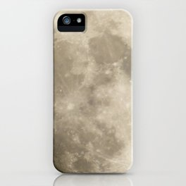 I Was almost Full iPhone Case