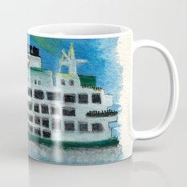Sailing on Heavenly Seas Coffee Mug
