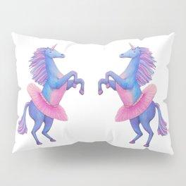 Unicorn Ballerina Pillow Sham