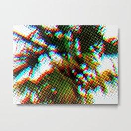 SILVAGONCHAROVA (Palmera) Metal Print