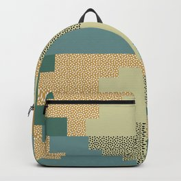 Shapes and dots Backpack