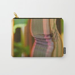 Pleated leaves  Carry-All Pouch