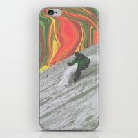 rasta iPhone & iPod Skins featuring Rasta Corner by Calepotts