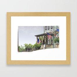 Annapolis 001 Framed Art Print