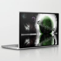 planets Laptop & iPad Skins featuring Planets by DebbieHughes