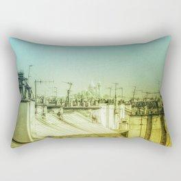 Haute Vue Paris / Sacre Coeur Rectangular Pillow