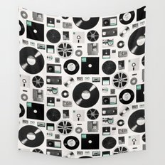 Data Wall Tapestry