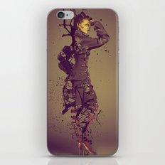Beauty Obsolete iPhone Skin