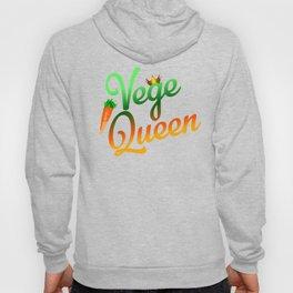 Vege Queen Hoody