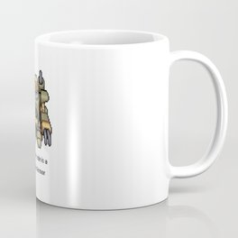My other ride is a Magitek Armor Coffee Mug