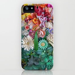 Alice in the wonderland iPhone Case