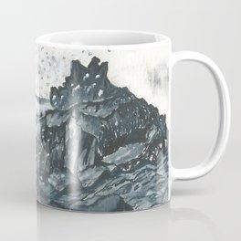 Crashing Coffee Mug