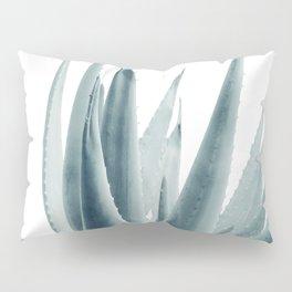 Agave Blue Vibe #1 #tropical #decor #art #society6 Pillow Sham
