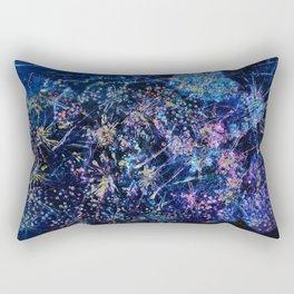 Sector Blue 2435 Rectangular Pillow
