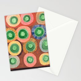The Green Core Combines Stationery Cards