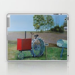 postman's choice Laptop & iPad Skin