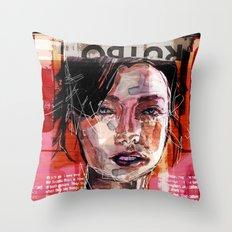 SENSUAL EVERAFTER Throw Pillow