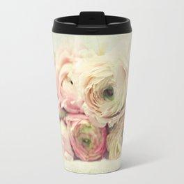 the palest pink Travel Mug