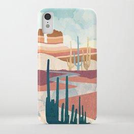 Desert Vista iPhone Case