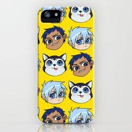 AoKuro family iPhone Case