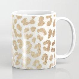 ReaL LeOpard - Greek Ancient Gold Coffee Mug