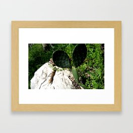 Taste of Texas Framed Art Print