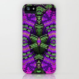 Higher Dimension 7 iPhone Case