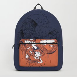Daughter of the Sea Backpack