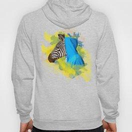 Gangsta Zebra Hoody