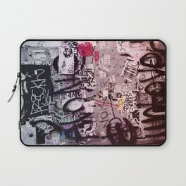 Writing's on the Wall Laptop Sleeve